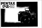 宾得PZ-20相机英文说明书