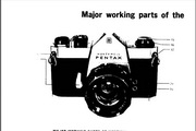 宾得SL - Honeywell Pentax相机英文说明书