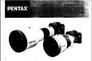 宾得SMC A 600mm f/5.6 ED (IF)相机英文说明书