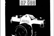 宾得SP500相机英文说明书