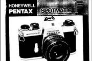 宾得Spotmatic F相机英文说明书