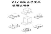 奥豪斯CAV3102C电子天平使用说明书