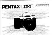 宾得ZX-5相机英文说明书