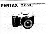 宾得ZX-50相机英文说明书