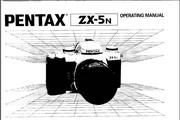 宾得ZX-5n相机英文说明书