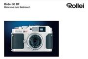 Rollei 35 RF数码相机英文说明书