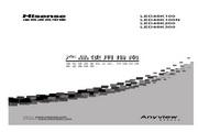 海信 LED46K300液晶彩电 使用说明书