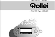 Rollei ek230数码相机英文说明书