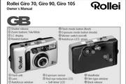 Rollei Giro 90数码相机英文说明书