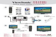 ViewSonic优派 NX2240W电视机 说明书