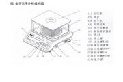 双杰JJ6000Y电子天平使用说明书