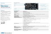 威盛 VB7002嵌入式主板 英文说明书