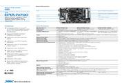 威盛 EPIA-N700嵌入式主板 英文说明书