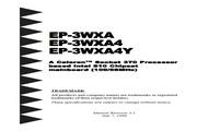 磐正 EP-3WXA型主板 英文说明书
