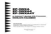 磐正 EP-3WXA4型主板 英文说明书