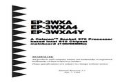 磐正 EP-3WXA4Y型主板 英文说明书