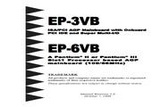 磐正 EP-6VB型主板 英文说明书