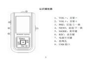 纽曼M380型MP3播放器使用说明书