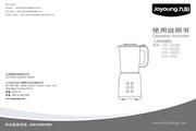 九阳 YJL-D020料理机 使用说明书