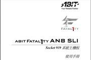升技Fatal1ty AN8-SLi主板说明书
