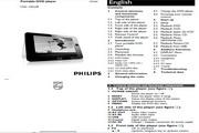 飞利浦PET830便携式DVD播放机使用说明书