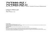 技嘉 7VT880-RZ-C主板 英文说明书