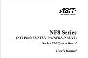 升技NF8-V Pro主板英文说明书