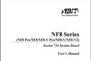升技NF8 Pro主板英文说明书