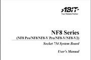 升技NF8-V主板英文说明书