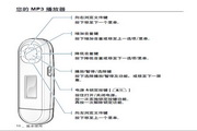 三星YP-U5 MP3播放器简体中文版说明书