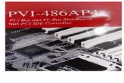 华硕 PVI-486AP4型主板 英文说明书
