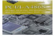 华硕 PCII-A486S型主板 英文说明书