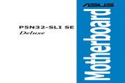 华硕 P5N32-SLISEDELUXE型主板 英文说明书