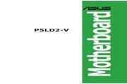 华硕 P5LD2-V型主板 英文说明书