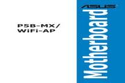 华硕 P5B-MXWIFI-AP型主板 英文说明书