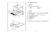 梅特勒-托利多重量类测量器PB-N型说明书