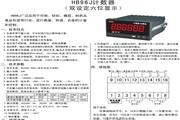 飞扬HB96J型计数器说明书