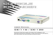 宏正CE-110型多电脑切换器说明书