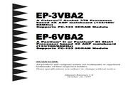 磐正 EP-3VBA2型主板 英文说明书