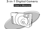 JENOPTIK JD C 160数码相机说明书