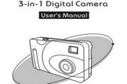 JENOPTIK JD C 350数码相机说明书