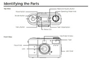 JENOPTIK JD 1300 ds数码相机说明书