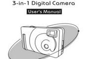 JENOPTIK JD C 1300数码相机说明书