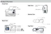 JENOPTIK JD C 2.1 LCD数码相机说明书