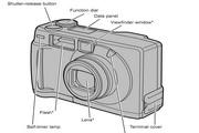 JENOPTIK JD 2300 z3数码相机说明书