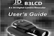 JENOPTIK JD B3LCD数码相机说明书