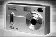 JENOPTIK JD C 3.0 S数码相机说明书