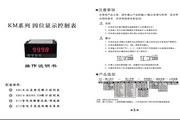 飞扬KM系列智能数显表说明书