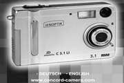 JENOPTIK JD C 3.1 Li数码相机说明书