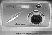 JENOPTIK JD 4360z数码相机说明书